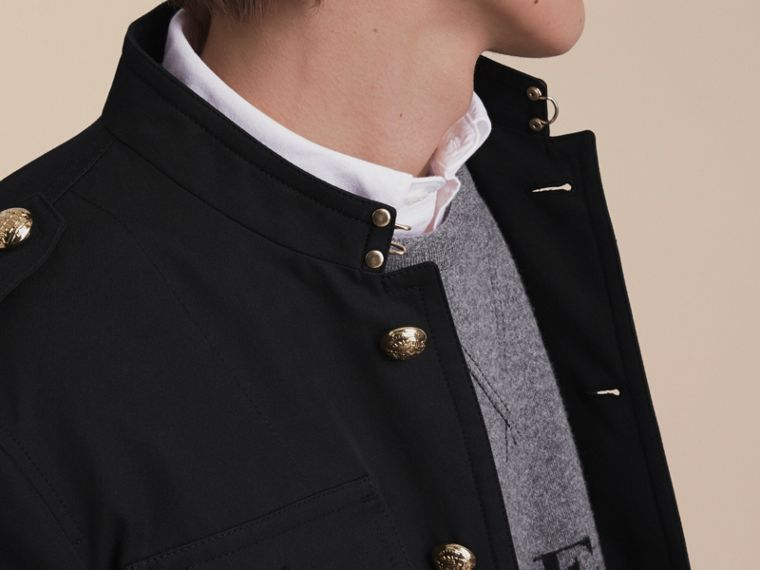 Military Cotton Jacket - cell image 4