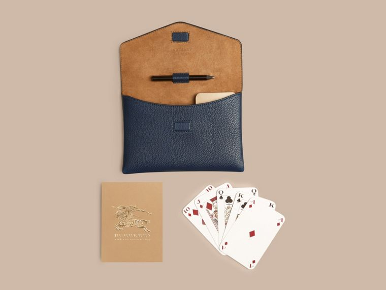 Set carte da bridge (Navy Intenso) | Burberry - cell image 4