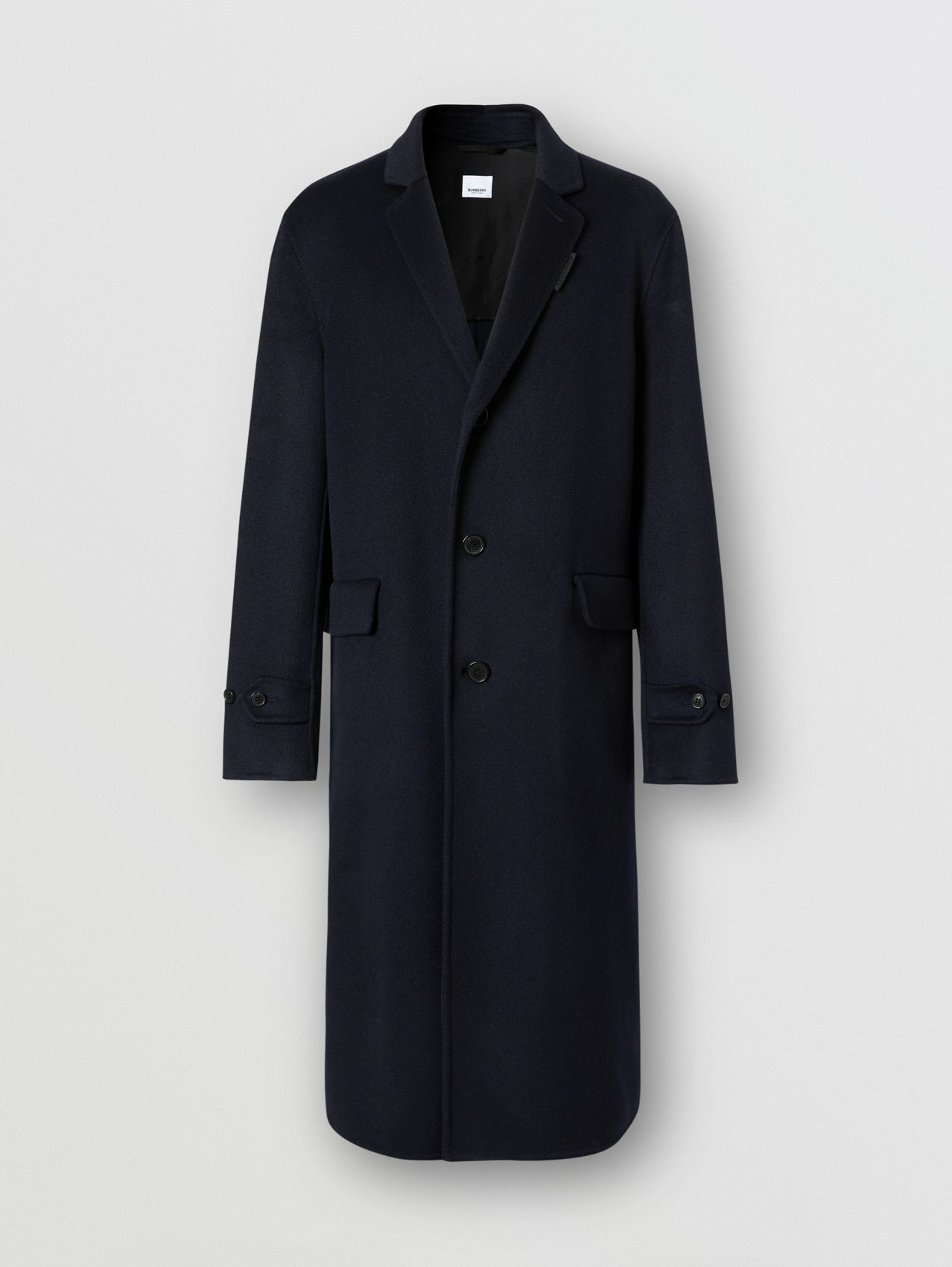 Cashmere Lab Coat in Navy