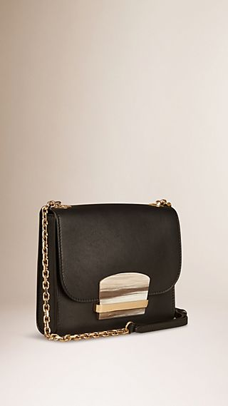 Small Leather Crossbody Bag