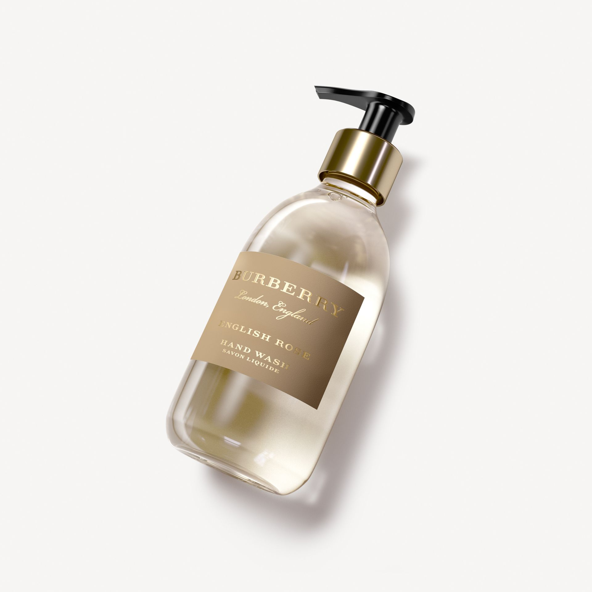 Hand Wash – English Rose 300ml | Burberry - gallery image 1