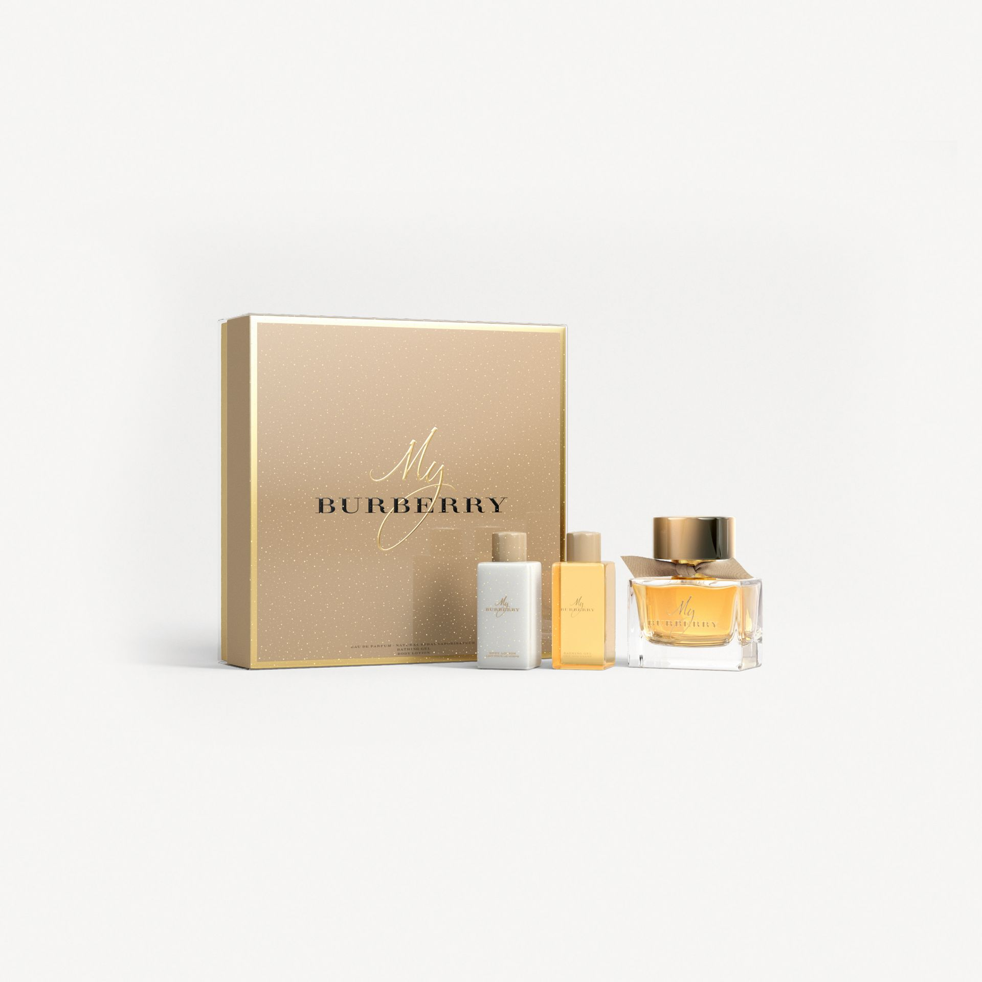 My Burberry Eau de Parfum Festive Luxury Set in No Colour - Women | Burberry - gallery image 1