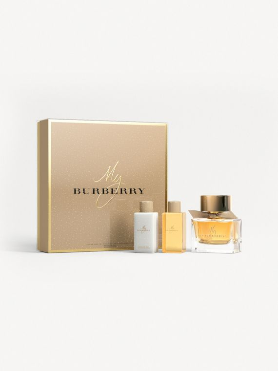 My Burberry Eau de Parfum Festive Luxury Set in No Colour
