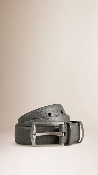 London Leather Belt