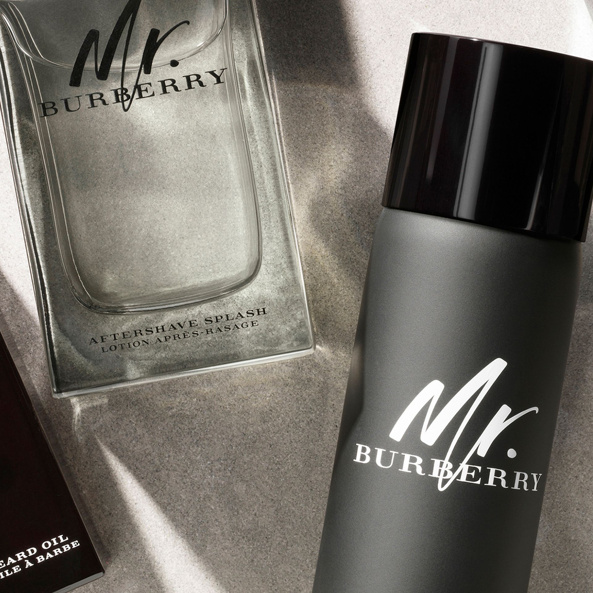 Mr. Burberry Deodorant Spray 150ml | Burberry Hong Kong - gallery image 2