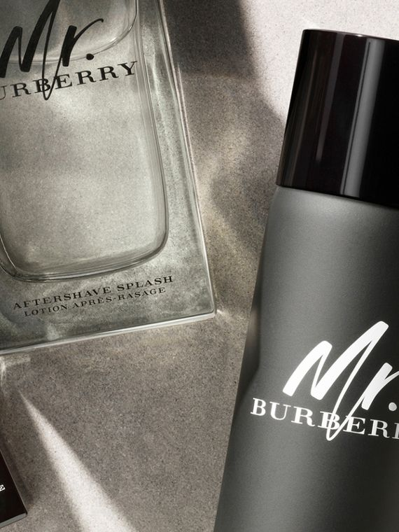 Spray déodorant Mr. Burberry 150 ml - cell image 2