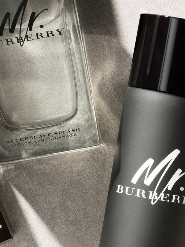 Mr. Burberry Deodorant Spray 150ml | Burberry United States - cell image 2