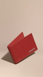 London Leather ID Wallet