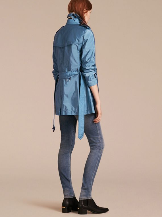 Lightweight Trench Coat Cornflower - cell image 2