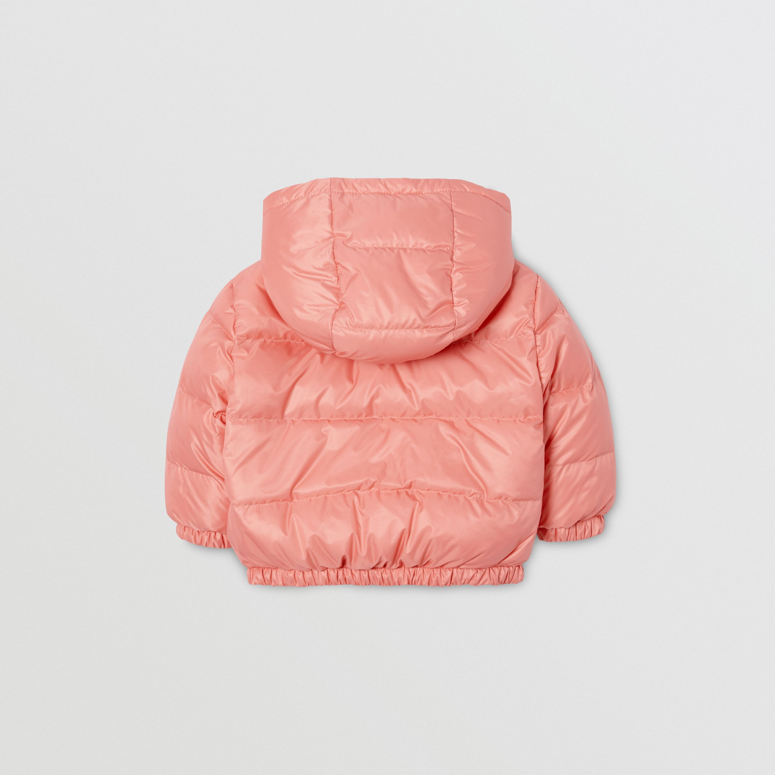 Reversible Vintage Check Puffer Jacket - Children | Burberry - 4