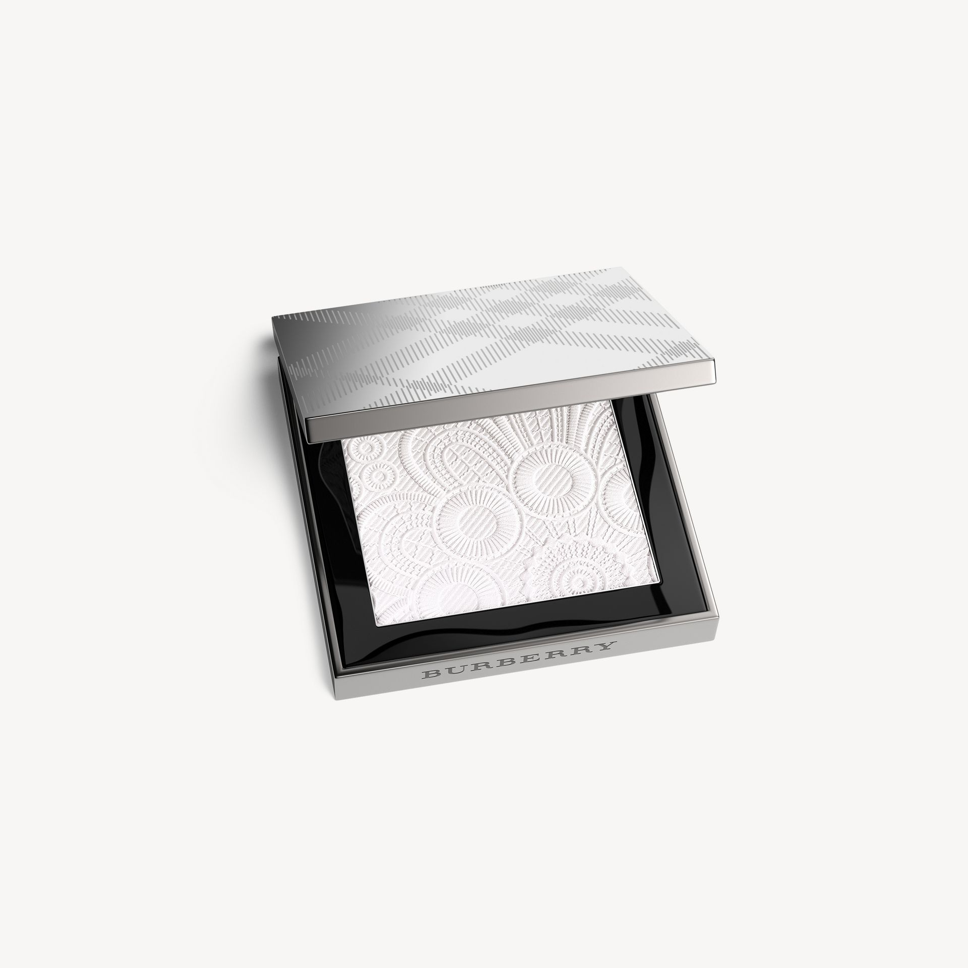 Fresh Glow Highlight-Puder – White No.01 - Damen | Burberry - Galerie-Bild 1