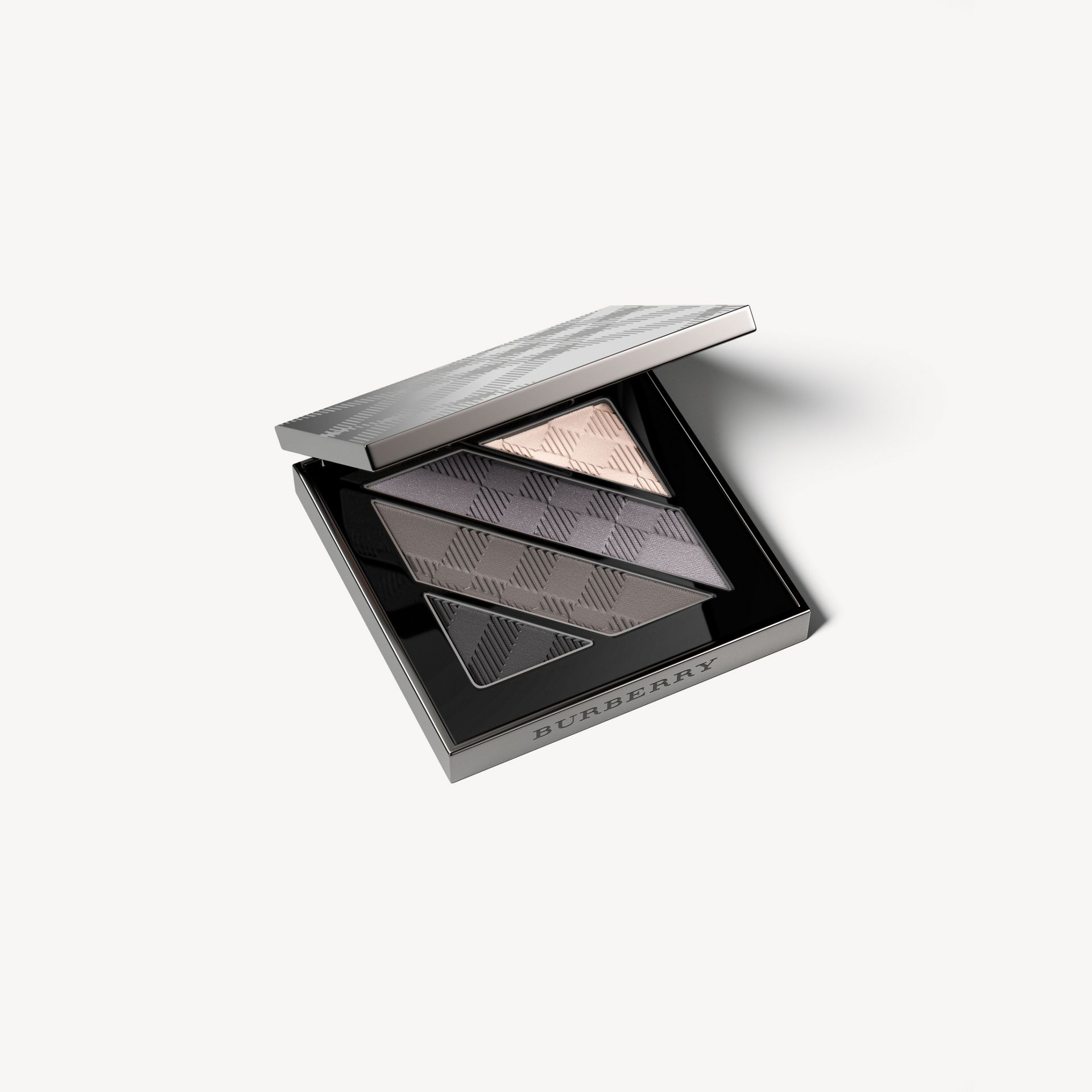 Complete Eye Palette - Smokey Grey No.01 - Donna | Burberry - immagine della galleria 1
