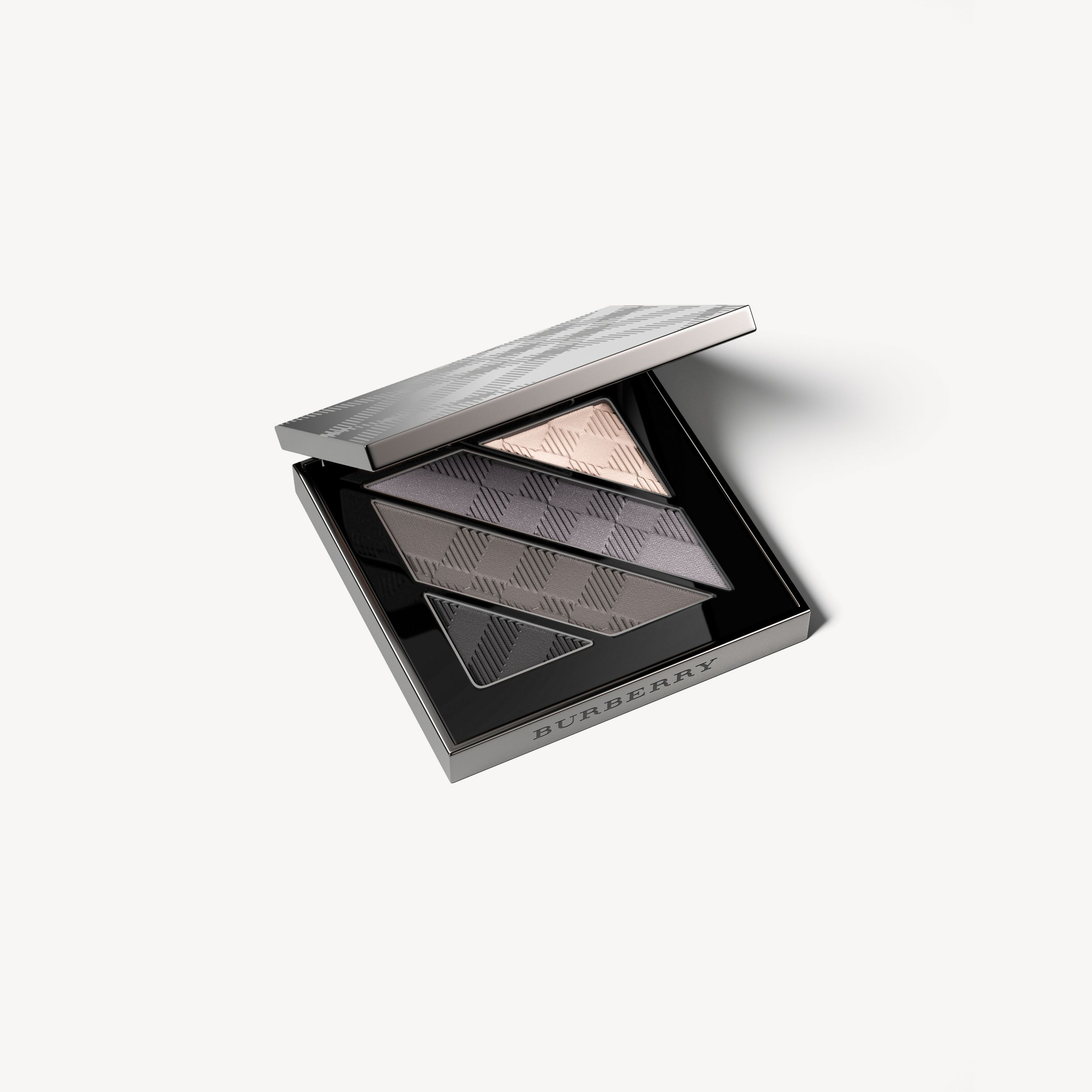 Complete Eye Palette – Smokey Grey No.01 - Femme | Burberry - 1