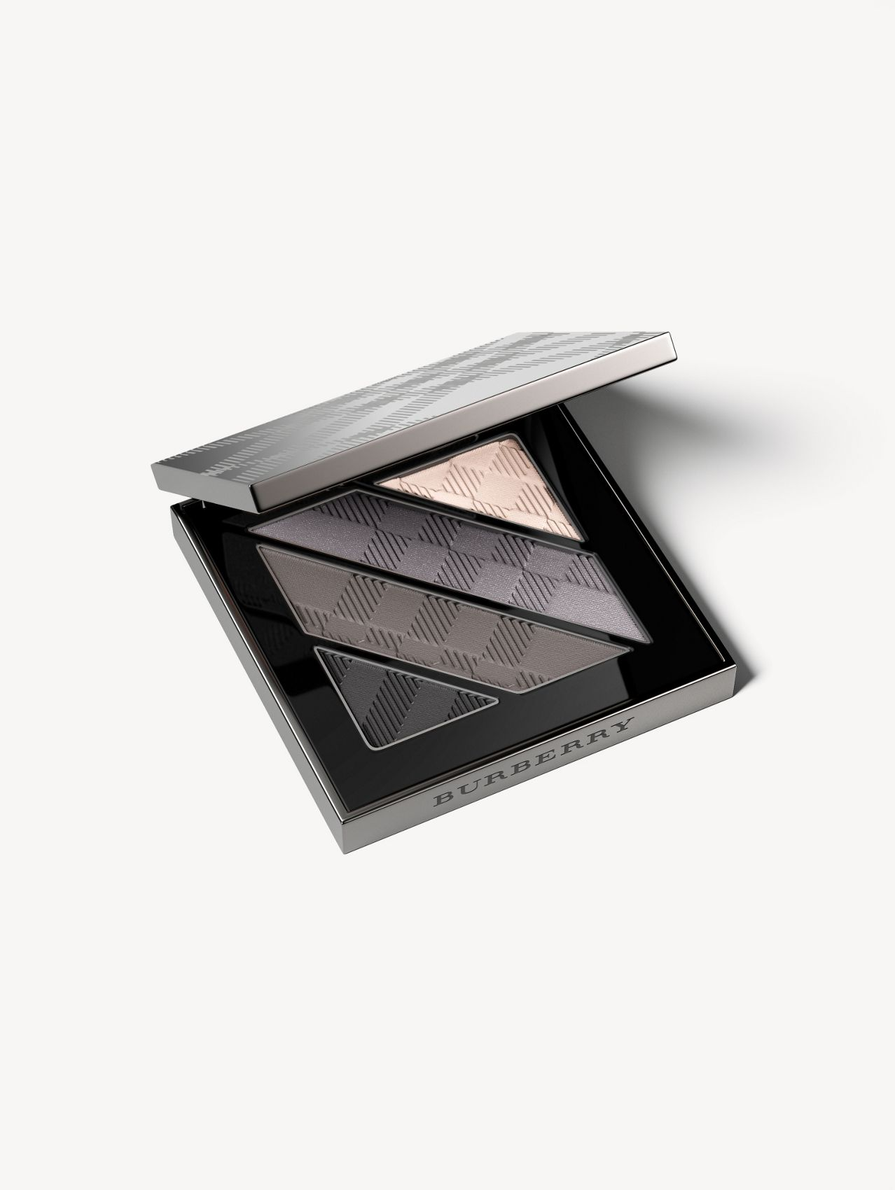Complete Eye Palette - Smokey Grey No.01