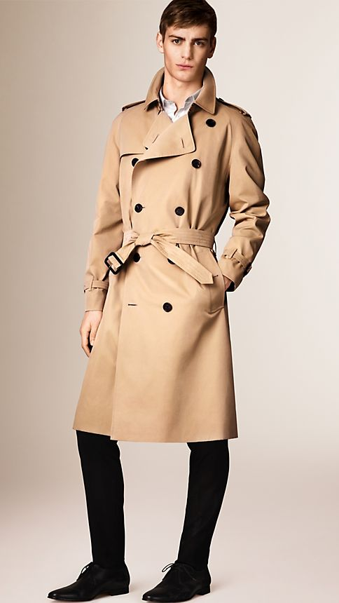 Miel The Westminster – Trench-coat Heritage long - Image 1