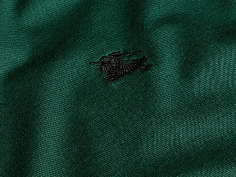 Racing green Liquid-soft Cotton T-Shirt Racing Green - cell image 1