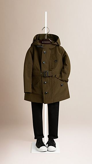 Lightweight Technical Parka