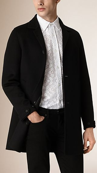 Classic Cashmere Coat