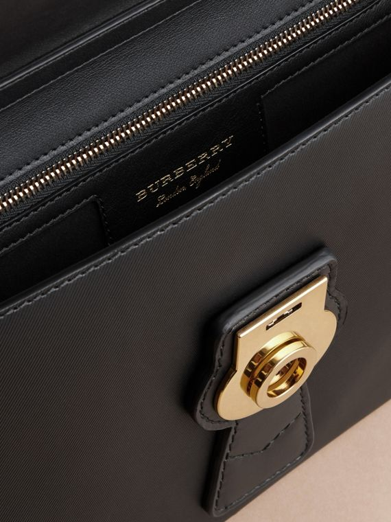 The DK88 Document Case in Black - Men | Burberry - cell image 3