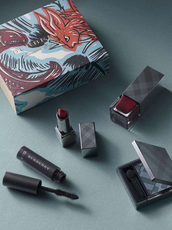 Burberry Beauty Box in Russet - Women | Burberry - cell image 1