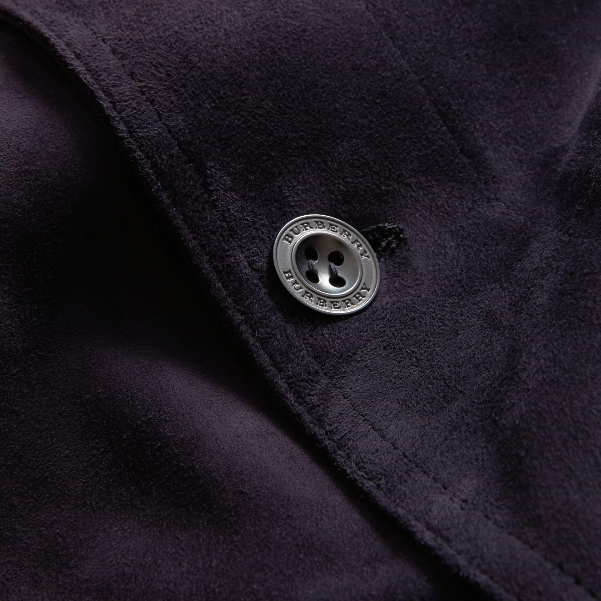 Suede Workwear Jacket - gallery image 2