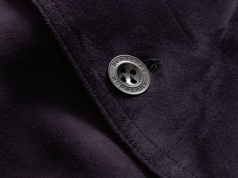 Suede Workwear Jacket - cell image 1