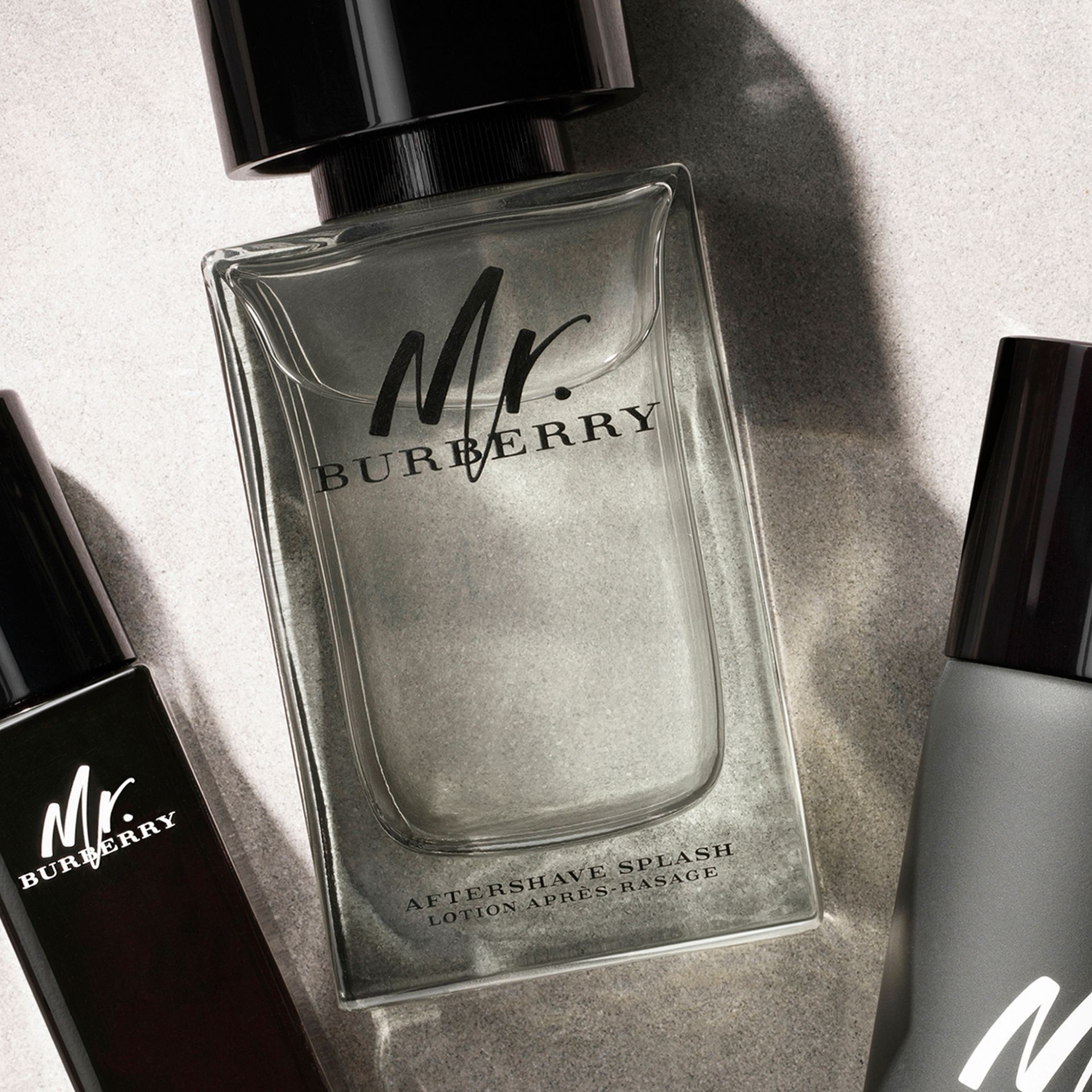 Mr. Burberry Aftershave Splash 100 ml - immagine della galleria 3