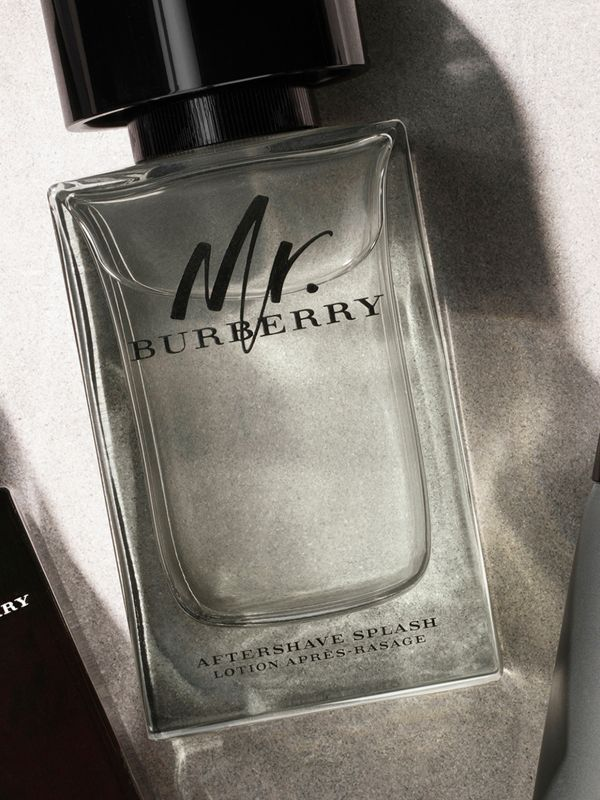 Mr. Burberry Aftershave Splash 100ml | Burberry Singapore - cell image 2