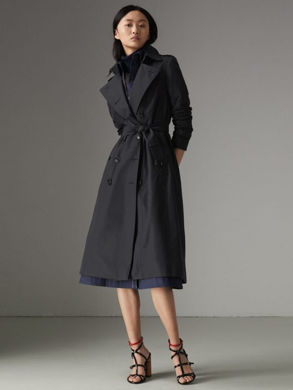 The Chelsea – Trench Heritage long (Minuit)