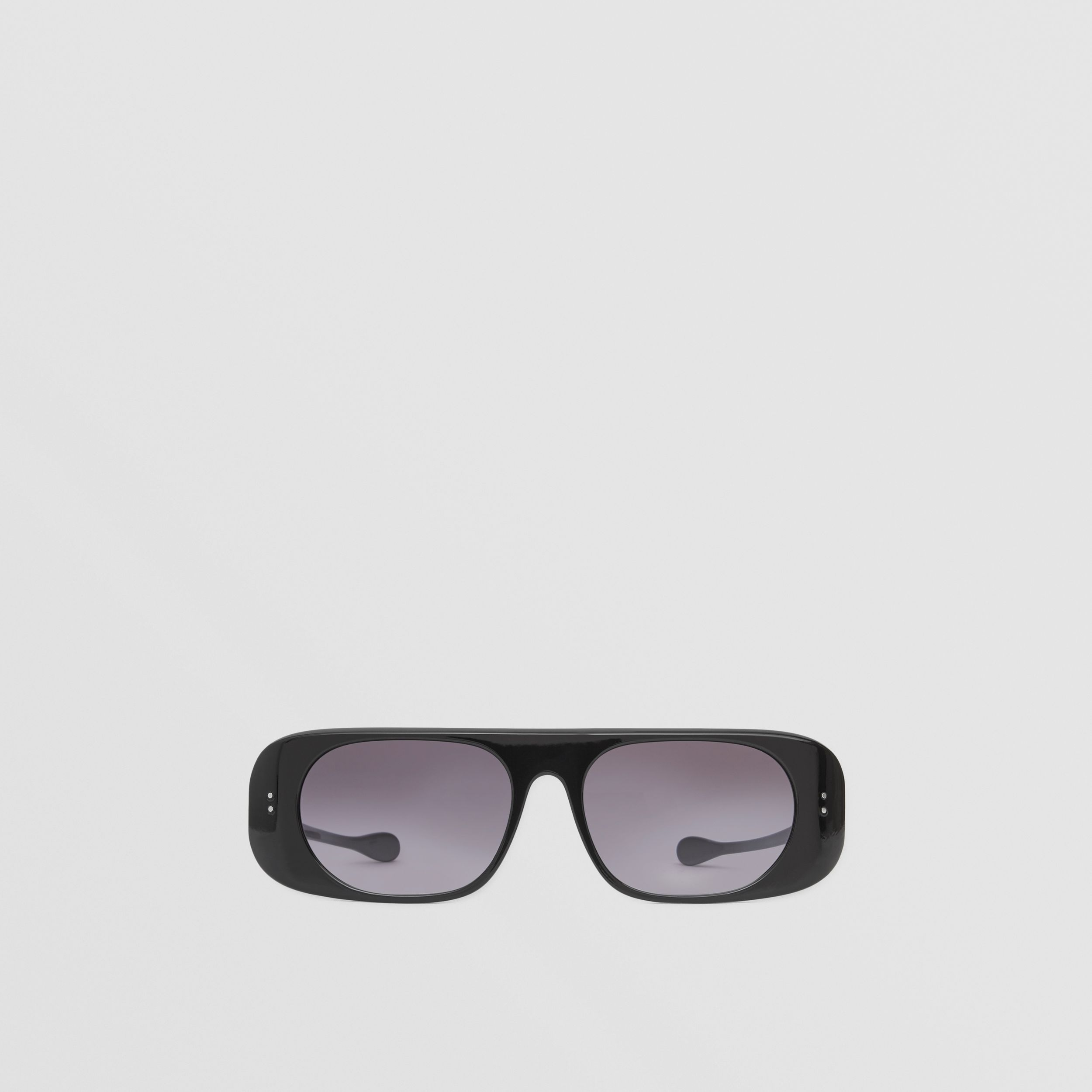 Blake Sunglasses in Black | Burberry - 1
