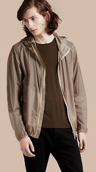Ultra-lightweight Jacket with Hood