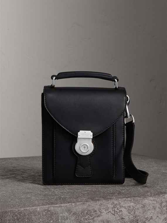 The Small DK88 Satchel in Black