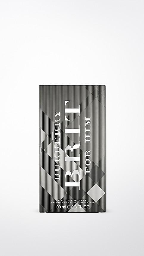 100ml Burberry Brit For HIm Eau de Toilette 100ml - Image 2