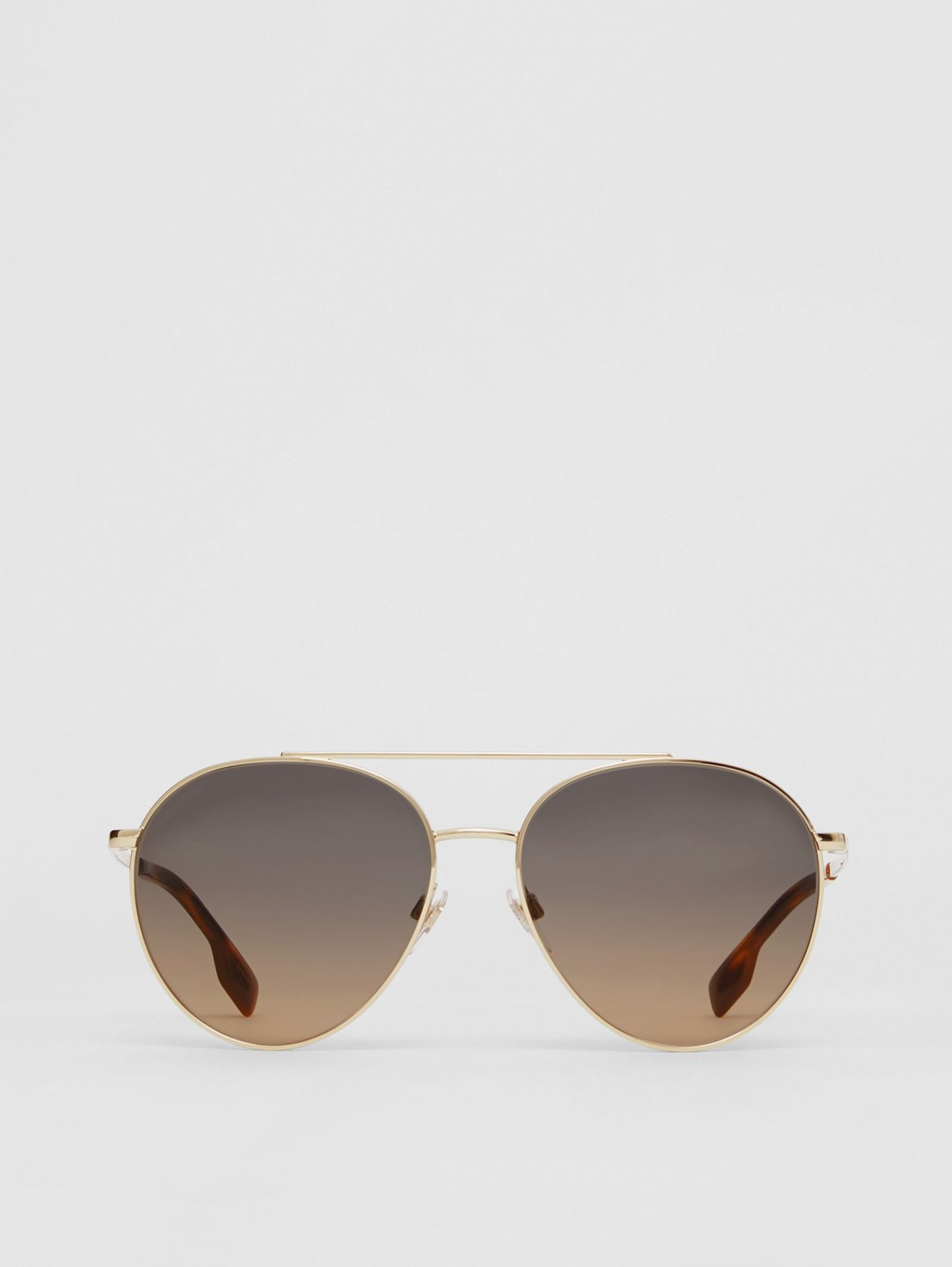 Pilot Sunglasses in Brown