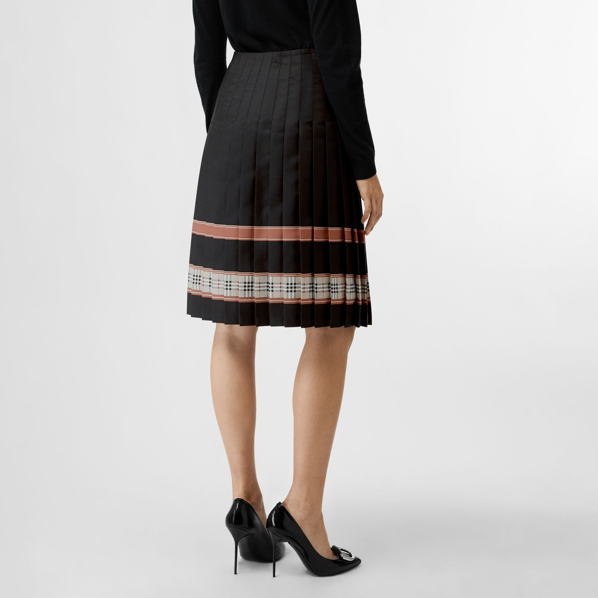 Archive Scarf Print Kilt in Multicolour - Women | Burberry United States - gallery image 2