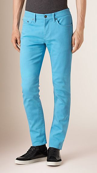 Slim Fit Stretch Japanese Denim Jeans