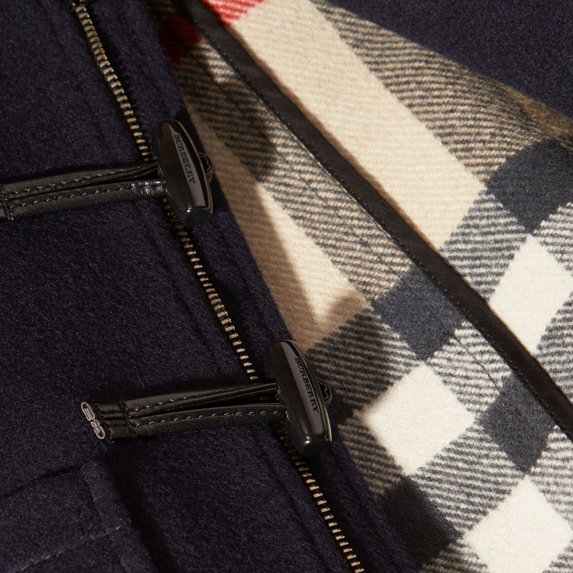 Wool Duffle Coat | Burberry - gallery image 2