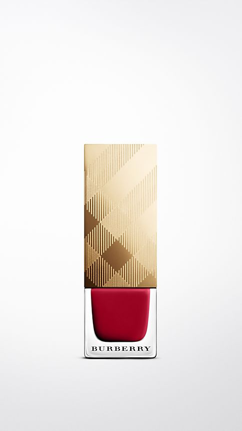 Lacquer red 302 Nail Polish - Lacquer Red No.302 - Image 1