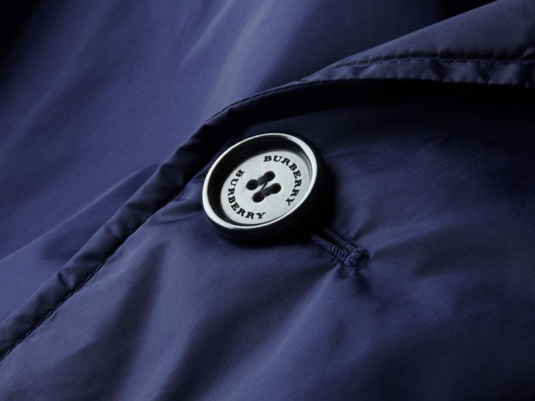 Showerproof Technical Trench Coat with Detachable Warmer - cell image 1