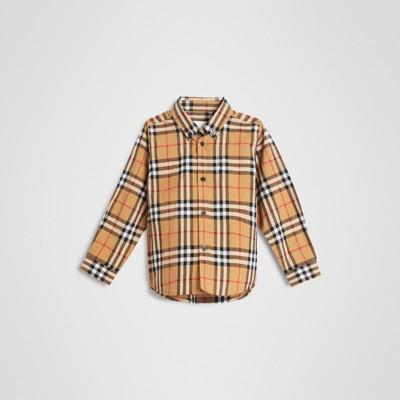 Chemises pour garçon   Burberry 51053032ec5