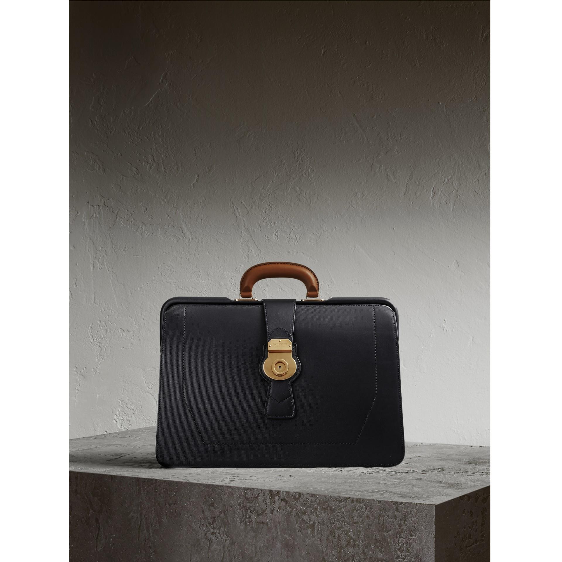 The DK88 Doctor's Bag in Black - Men | Burberry - gallery image 1