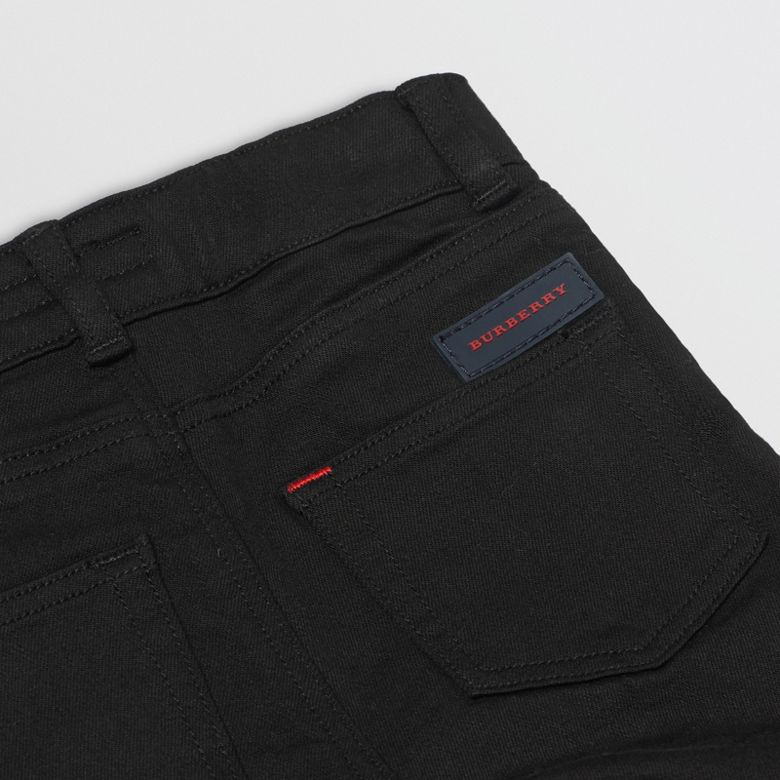 Burberry - Jean skinny en denim extensible - 2