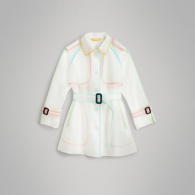 Showerproof Single Breasted Trench Coat by Burberry