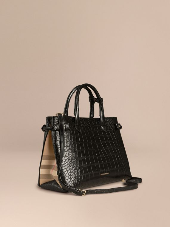 Sac The Banner medium en alligator