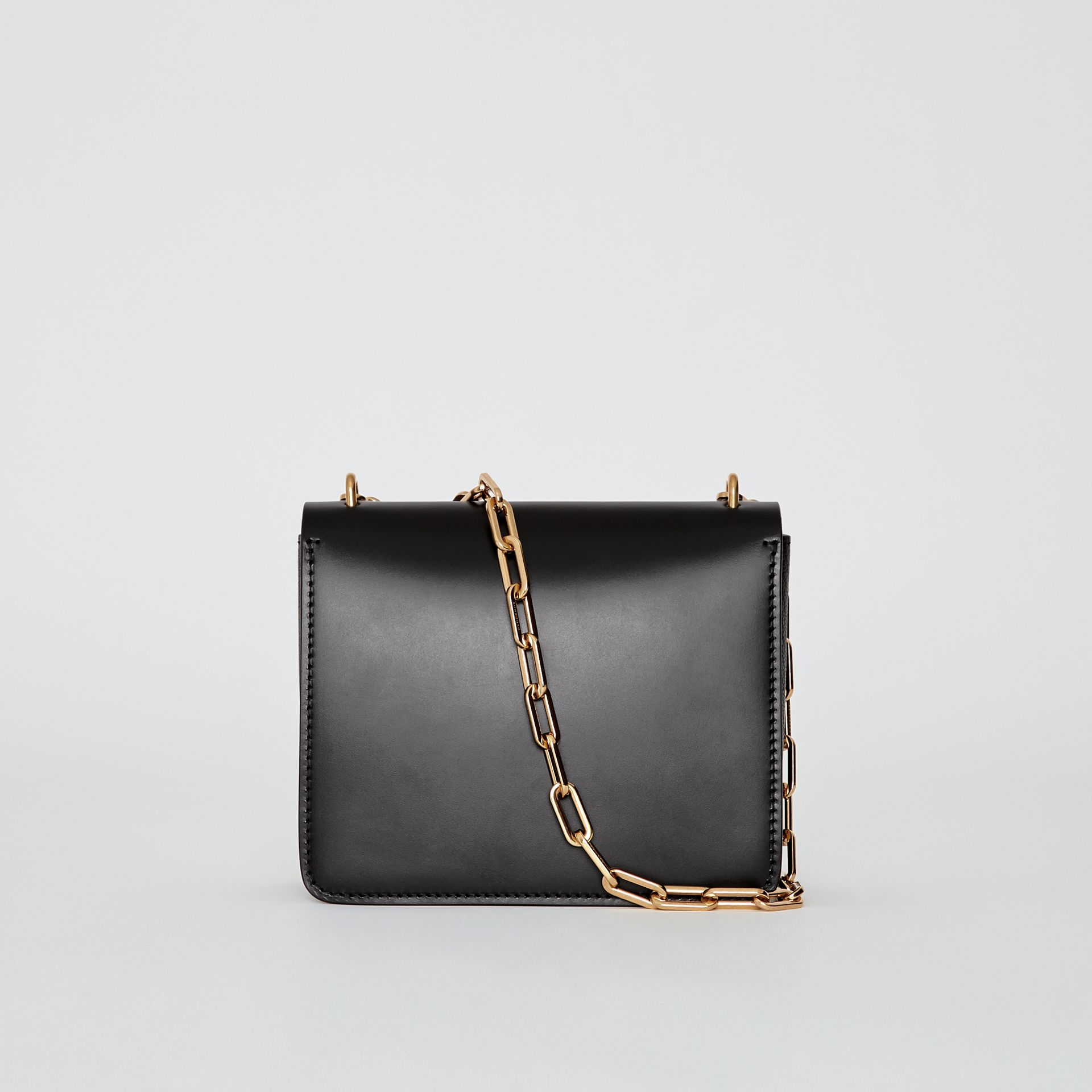 Petit sac The D-ring en cuir (Noir) - Femme | Burberry Canada - photo de la galerie 7