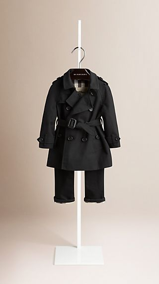 The Wiltshire - Heritage Trench Coat