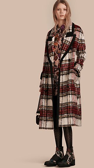 The Check Coat