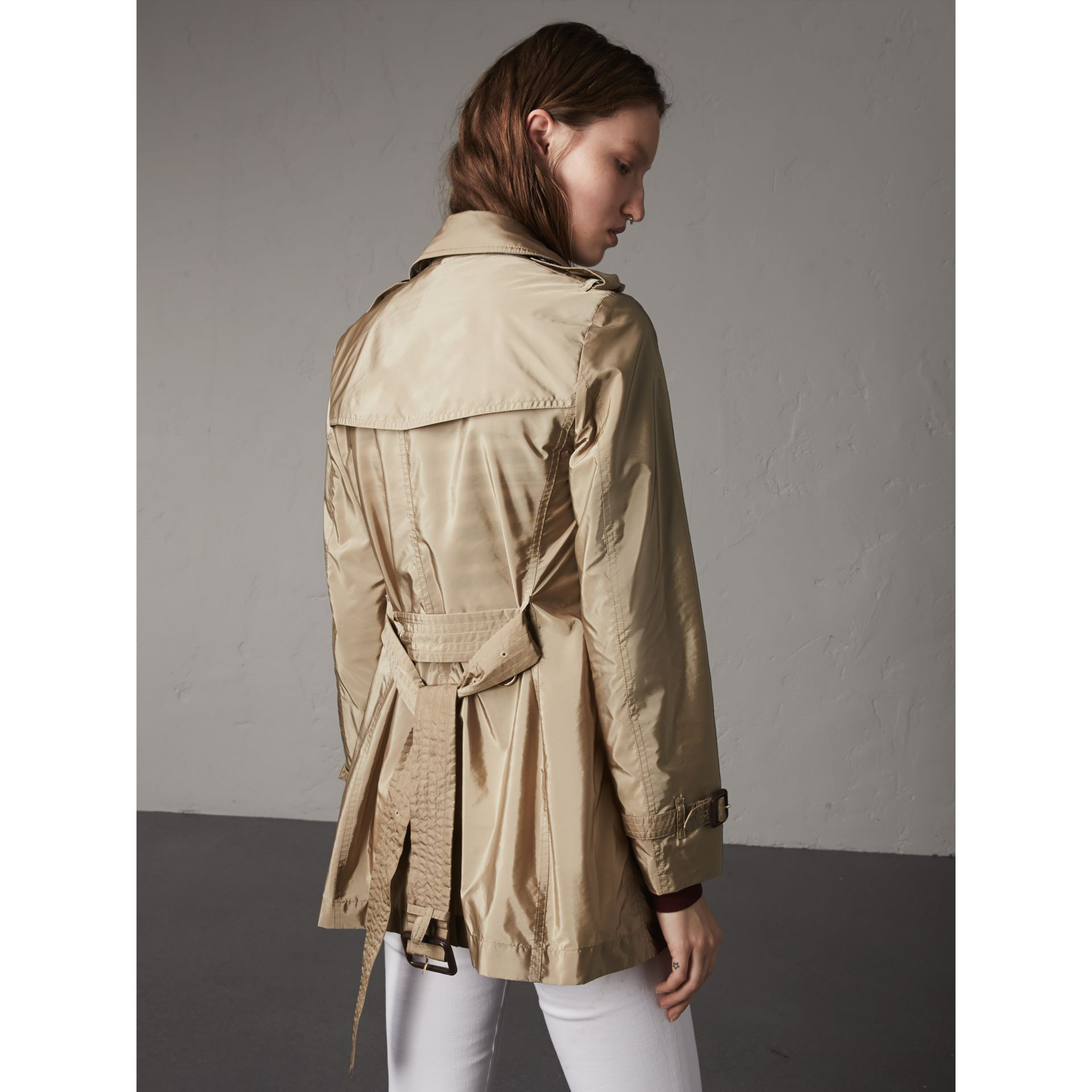 Lightweight Trench Coat - Women | Burberry Hong Kong - gallery image 3