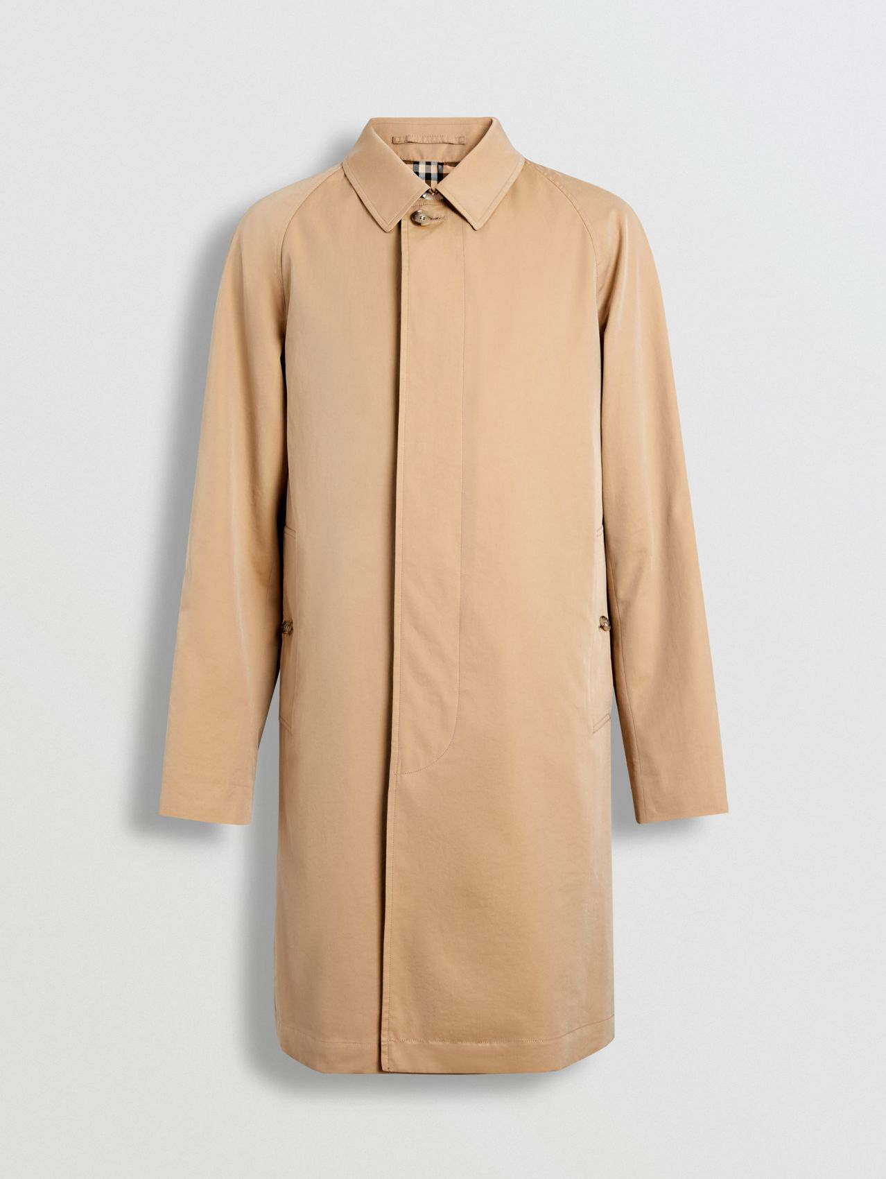 The Camden Car Coat (Miele)