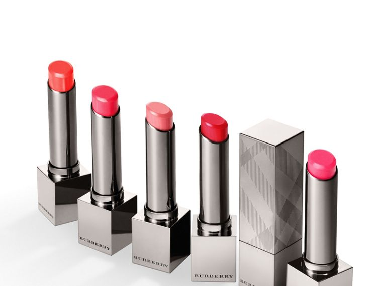 Coral pink 265 Burberry Kisses Sheer - Coral Pink No.265 - cell image 2